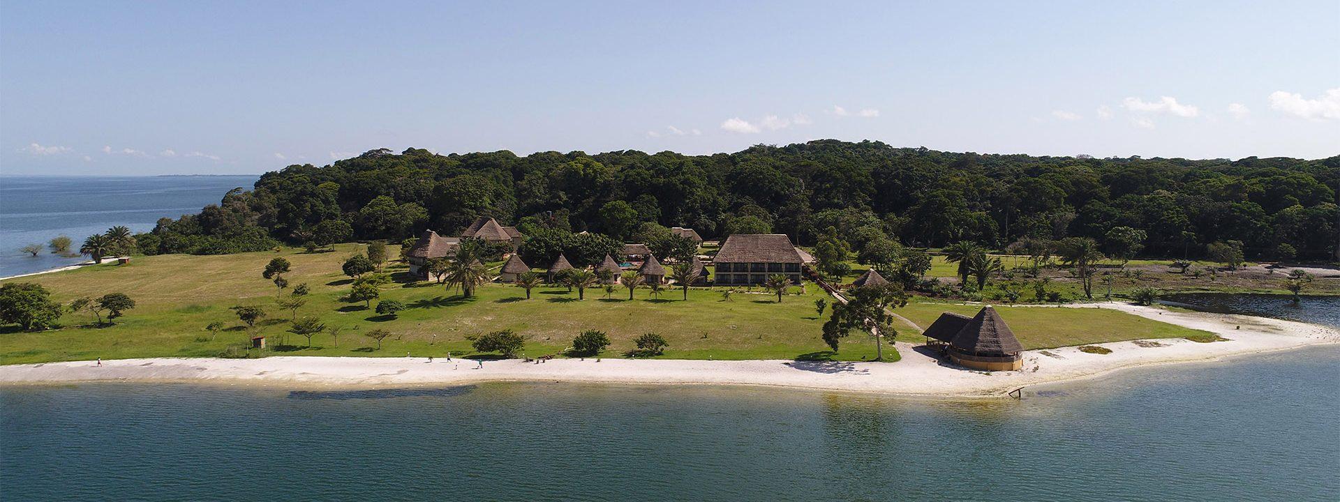 Victoria Forest Resort Beach